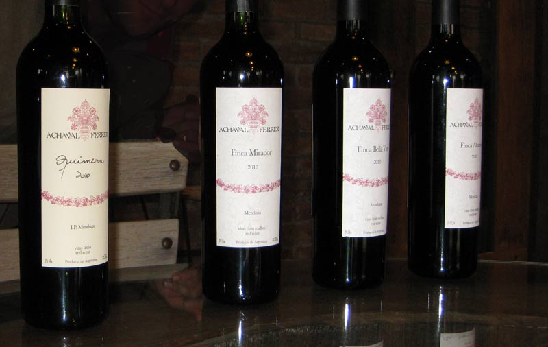 Archaval-Ferrer wines