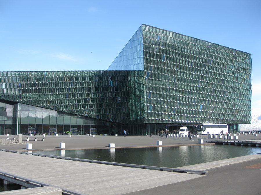 Harpa Conference Center and Concert Hall
