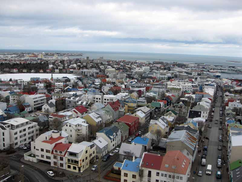 Downtown Iceland