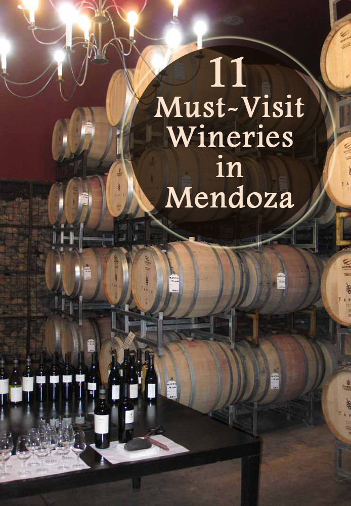 11 Must-Visit Wineries in Mendoza