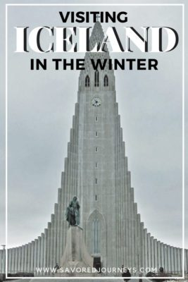 Thinking of visiting Iceland in Winter? It's a great time to visit!