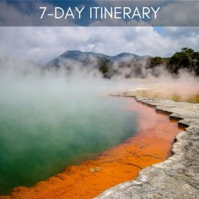 Your 7-day North Island New Zealand Itinerary