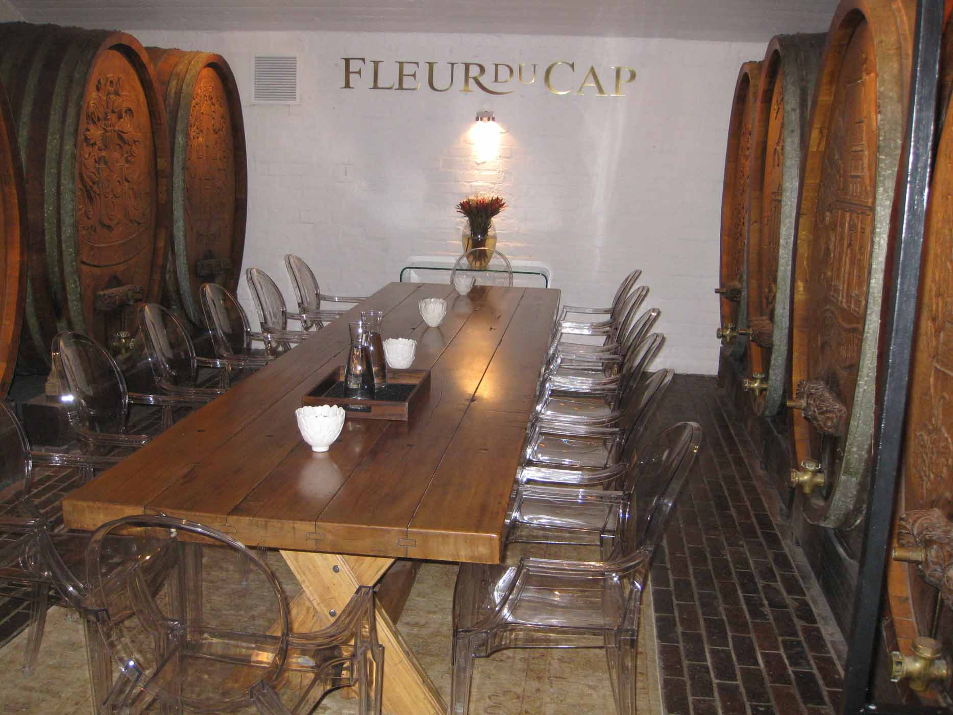 stellenbosch wine room