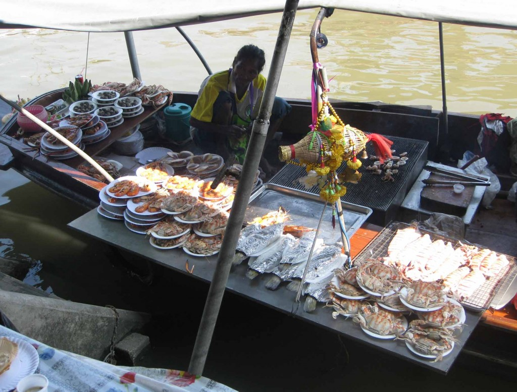 Amphora Floating Market