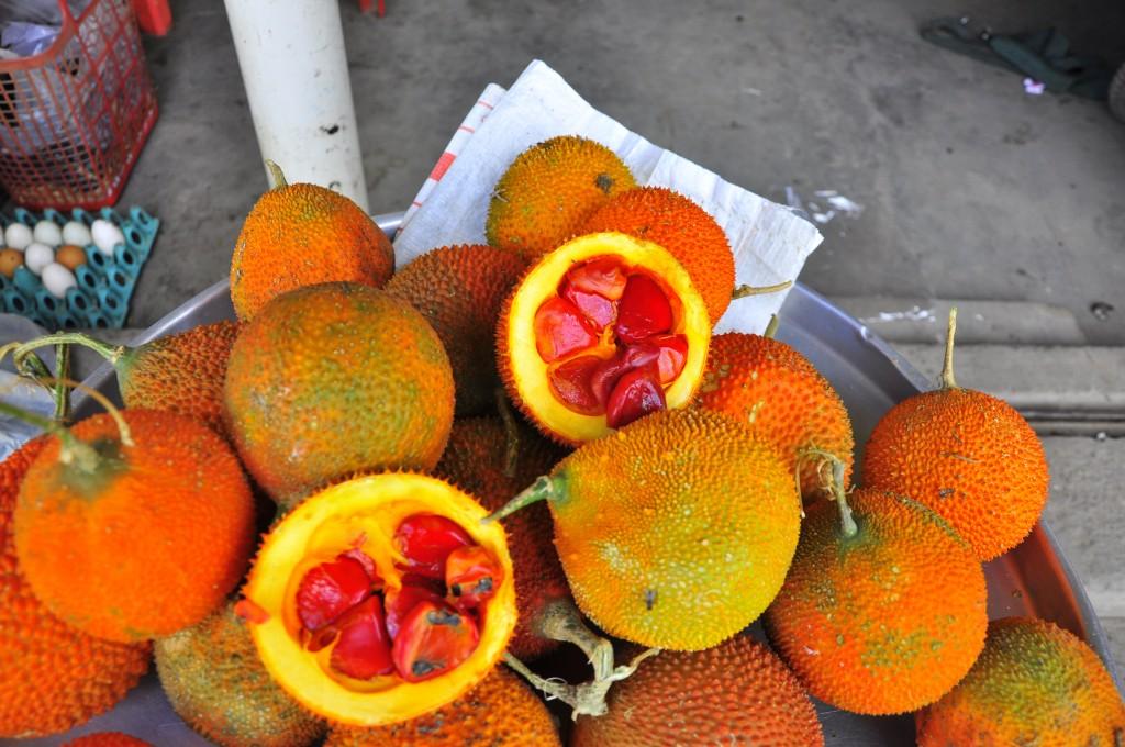 Qua Gac fruit