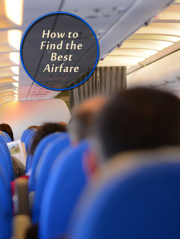 How to find the best airfare