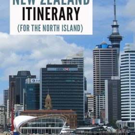 7-day New Zealand North Island Itinerary
