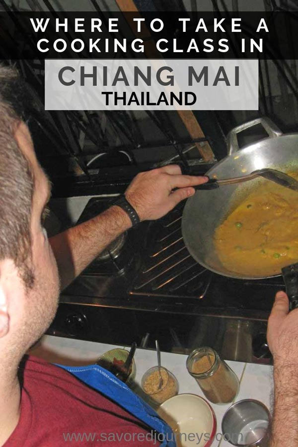 Where to Take a Cooking Class in Chiang Mai