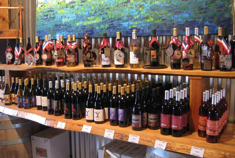 Harbinger Winery wines