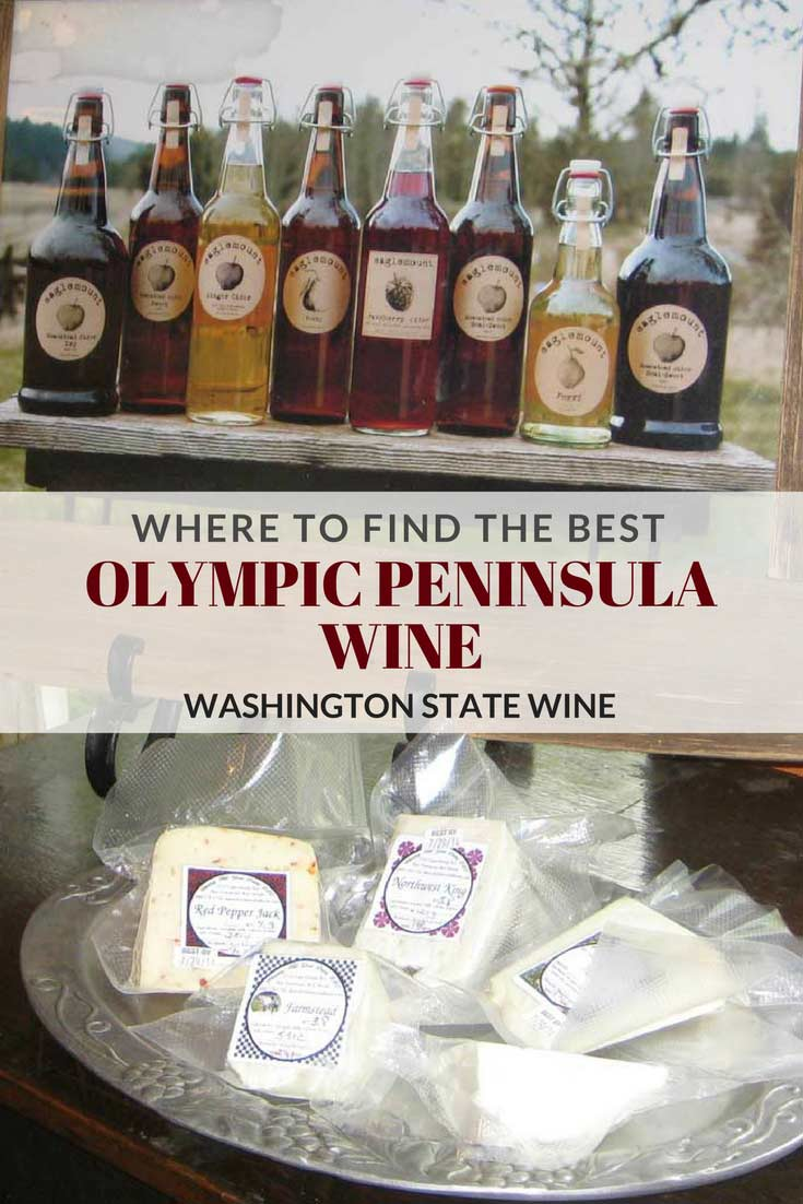 Try Washington State Wine: Where to find the best Olympic Peninsula Wine