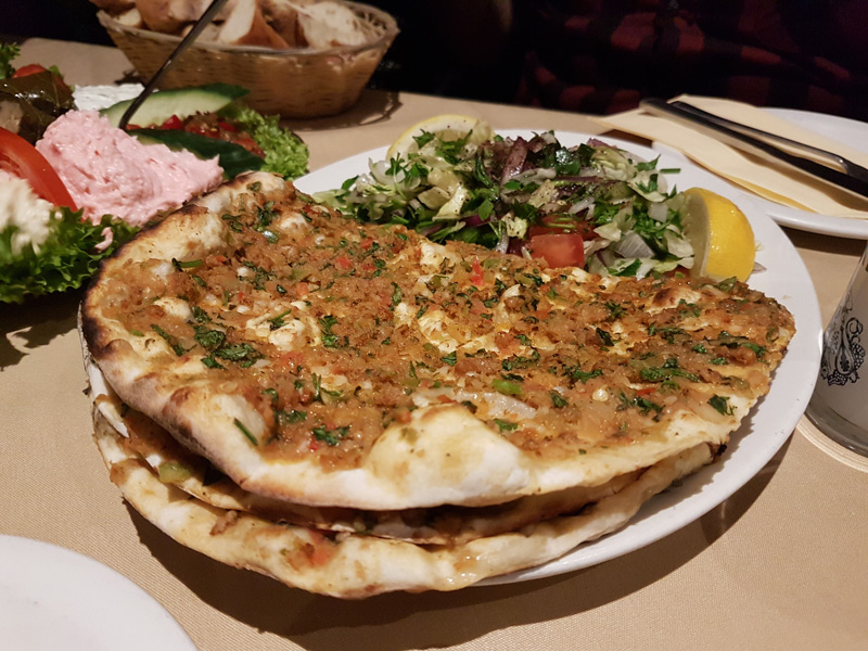 Pide - Turkish cuisine