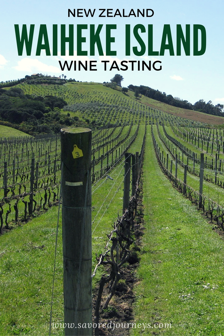 Waiheke Island Wine Tasting in New Zealand