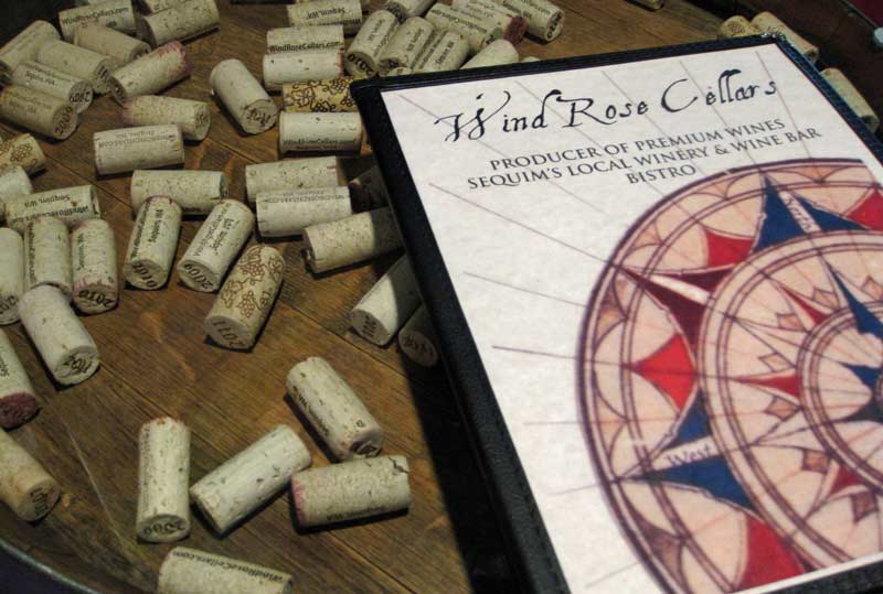 Wind Rose Cellars in Sequim