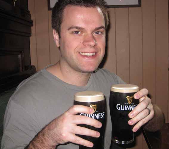 Pub crawls in Ireland