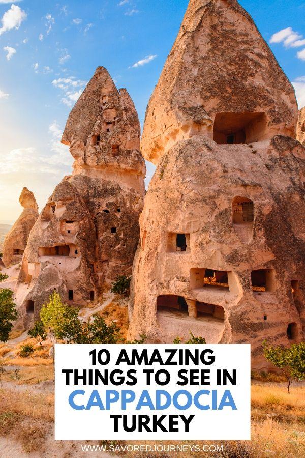 10 amazing things to do in Cappadocia Turkey