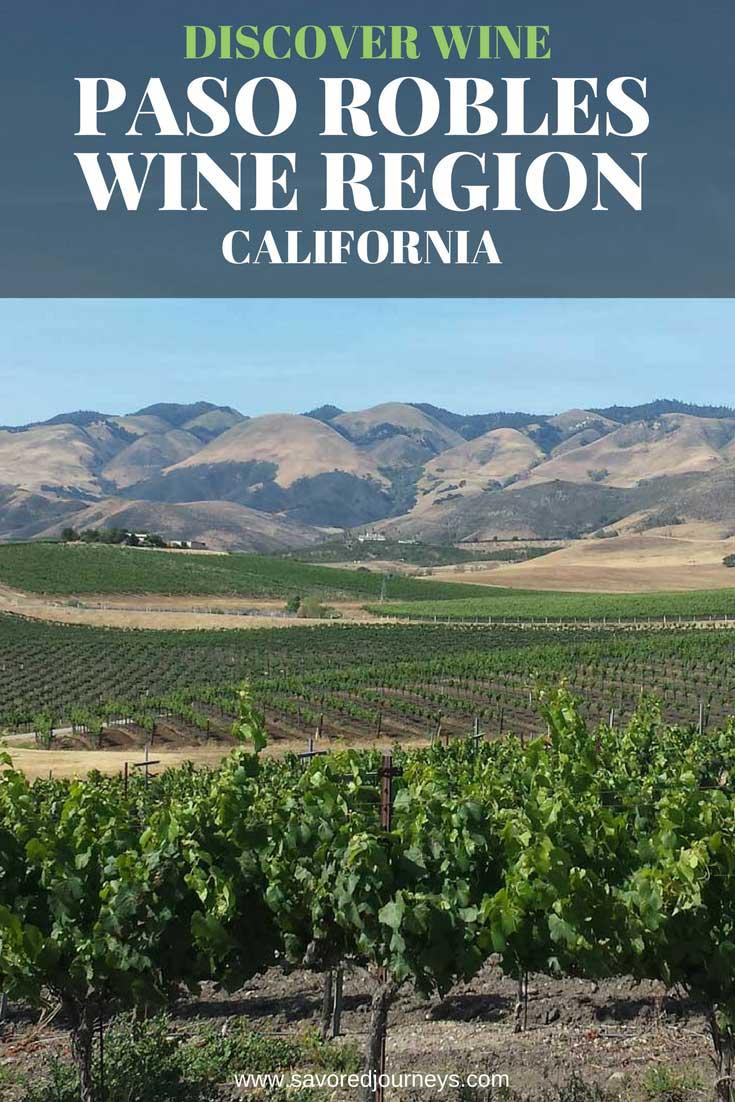 Discover the Paso Robles wine region in California