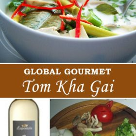 Global Gourmet: Learn how to make Thai Tom Kha Gai at home