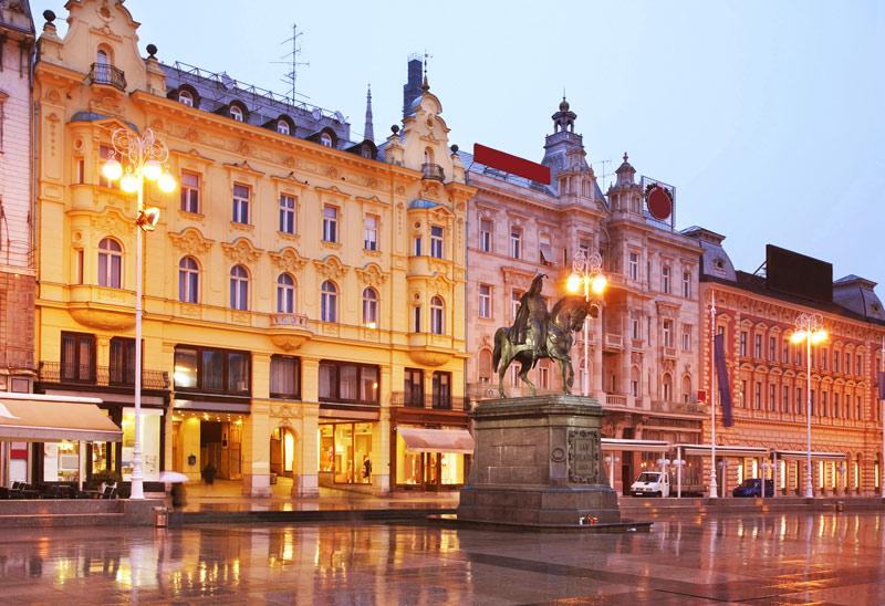 Zagreb Square