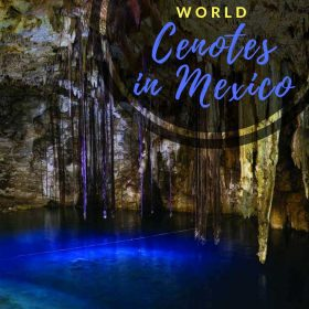 You will not believe your eyes when you see these hidden cenotes in Mexico