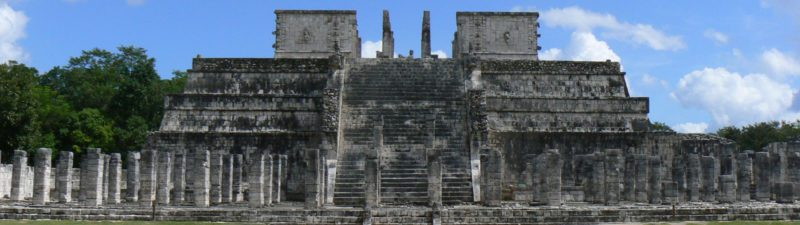 Explore the Yucatan Ruins