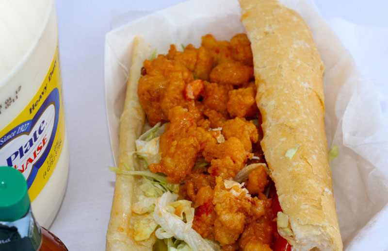 Lobster PoBoy