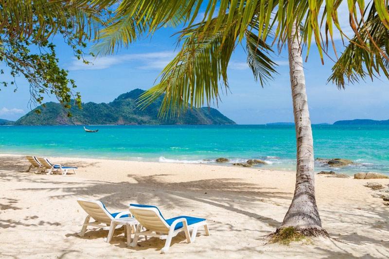 phuket, thailand beach