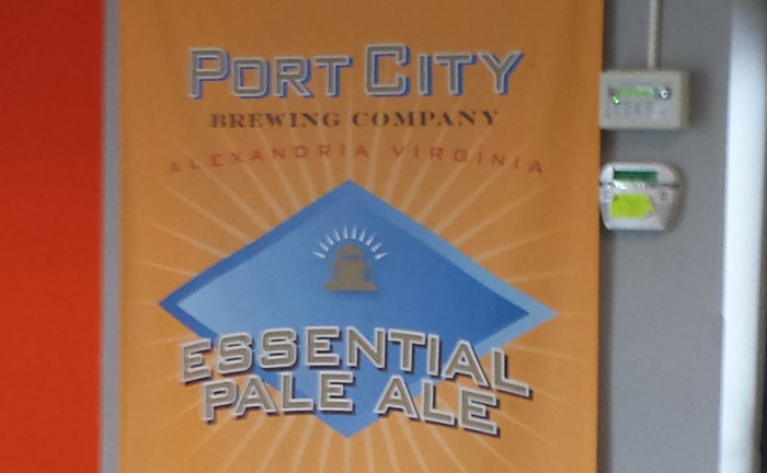Port City Brewing Company in Alexandria, VA
