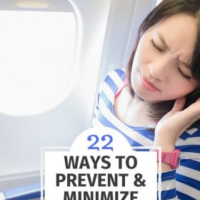minimize and prevent jetlag