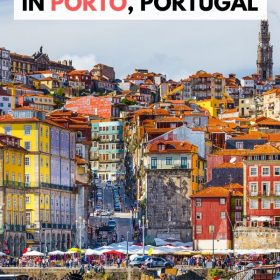 where to eat and drink in Porto