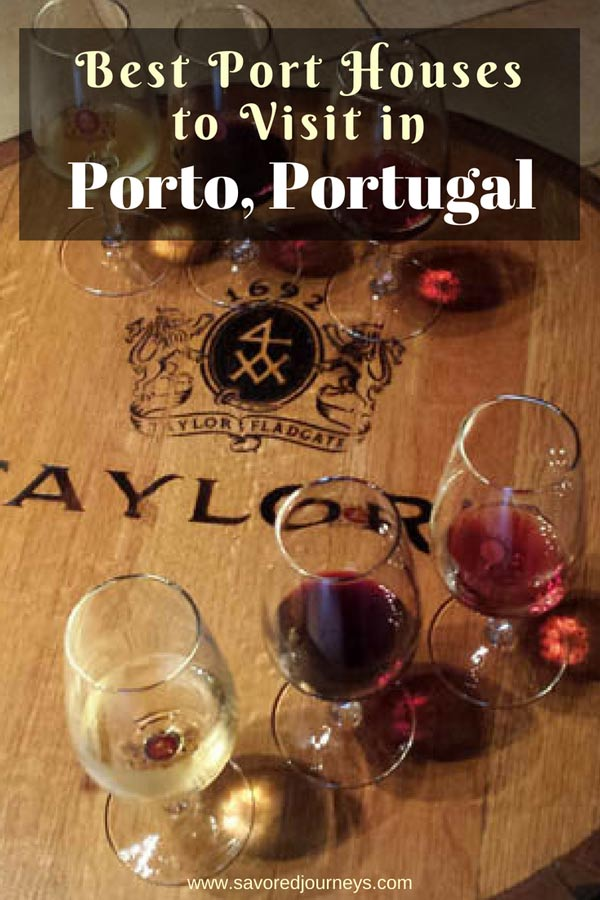 10 Best Port Houses to Visit in Porto, Portugal
