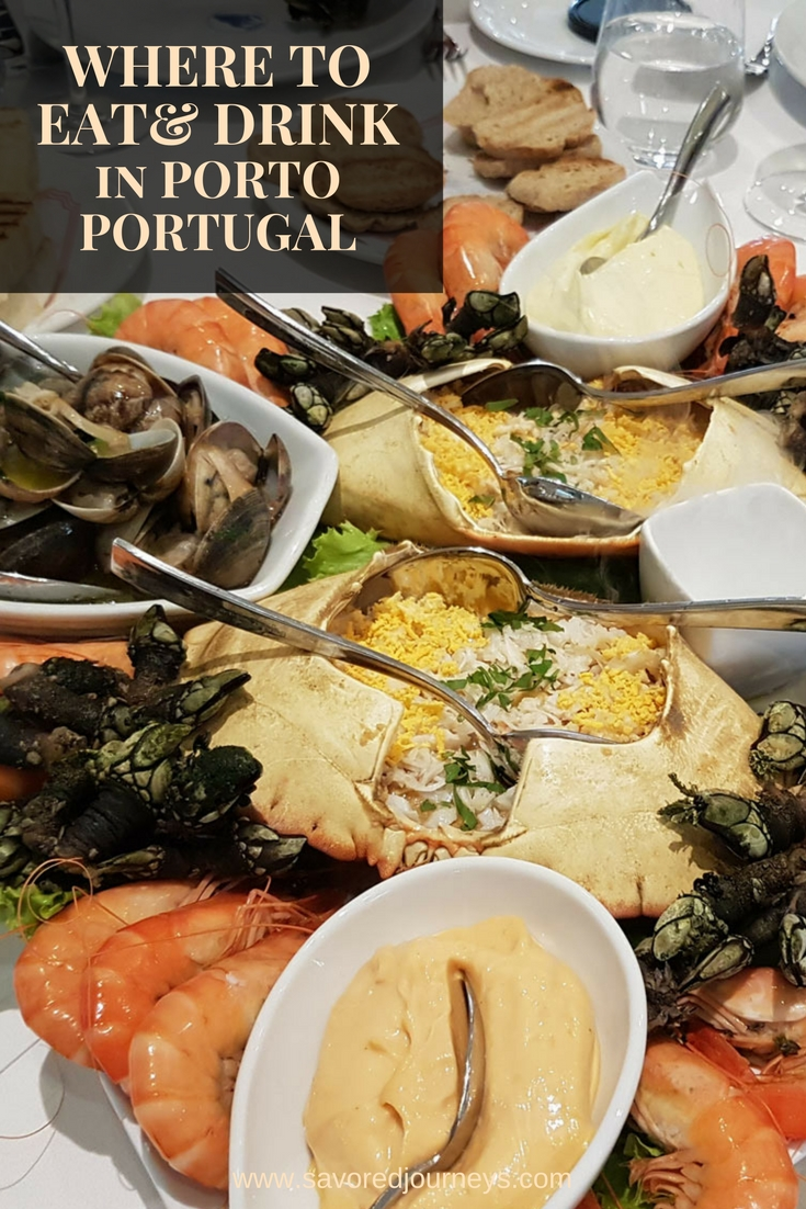 Where to eat and drink in Porto, Portugal