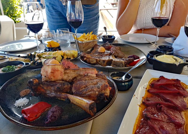 RIB Beef & Wine in Porto