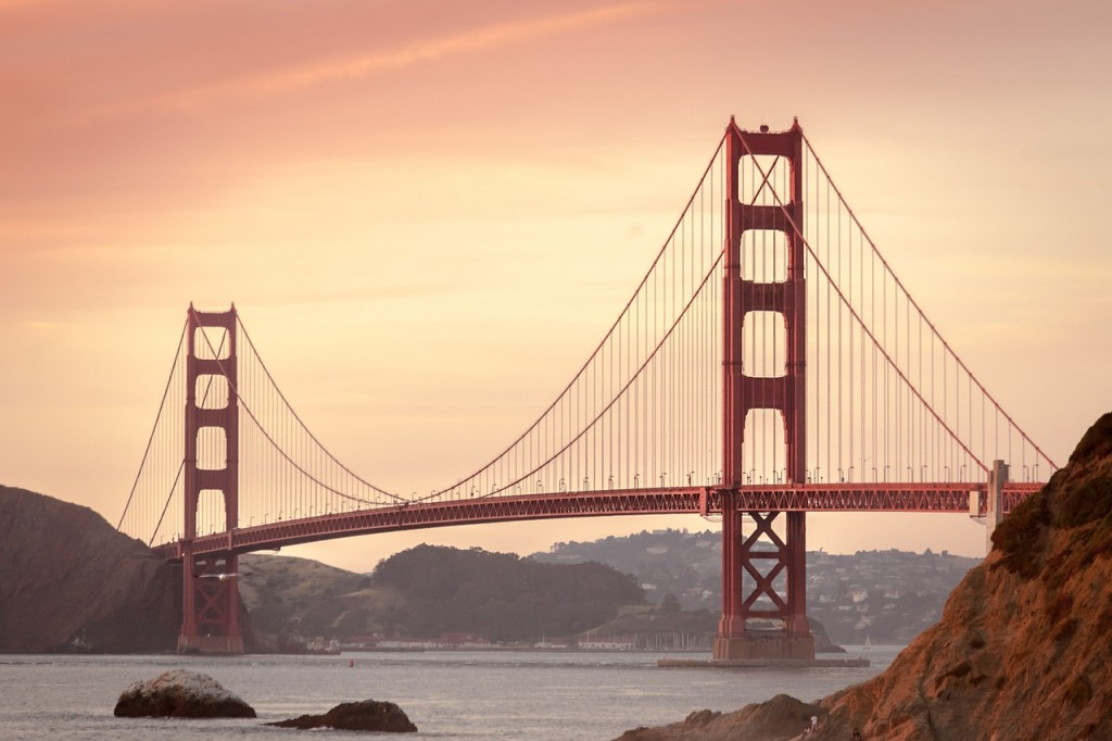 Visit San Francisco | Golden Gate Bridge