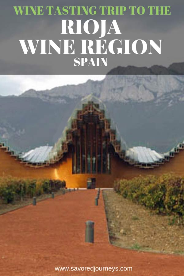 Start planning a wine tasting trip to the Rioja wine region in Spain with this complete information