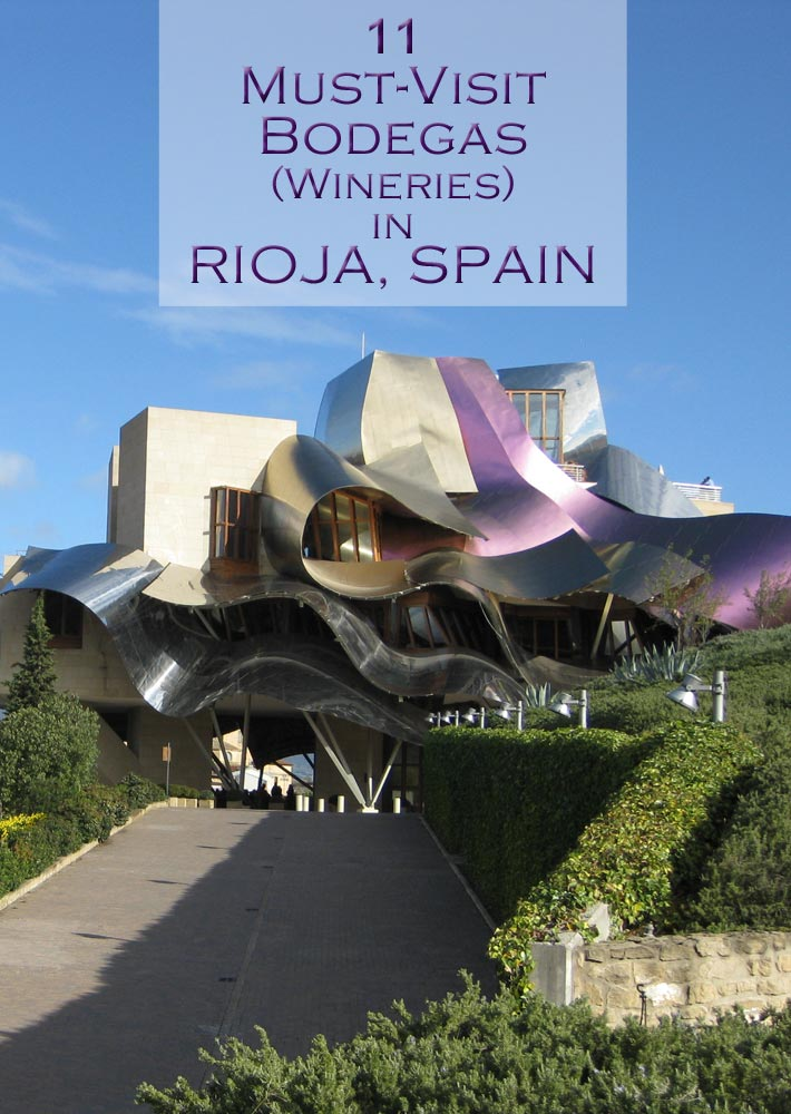 11 MustVisit Bodegas in Rioja Savored Journeys