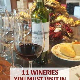 Rioja wineries