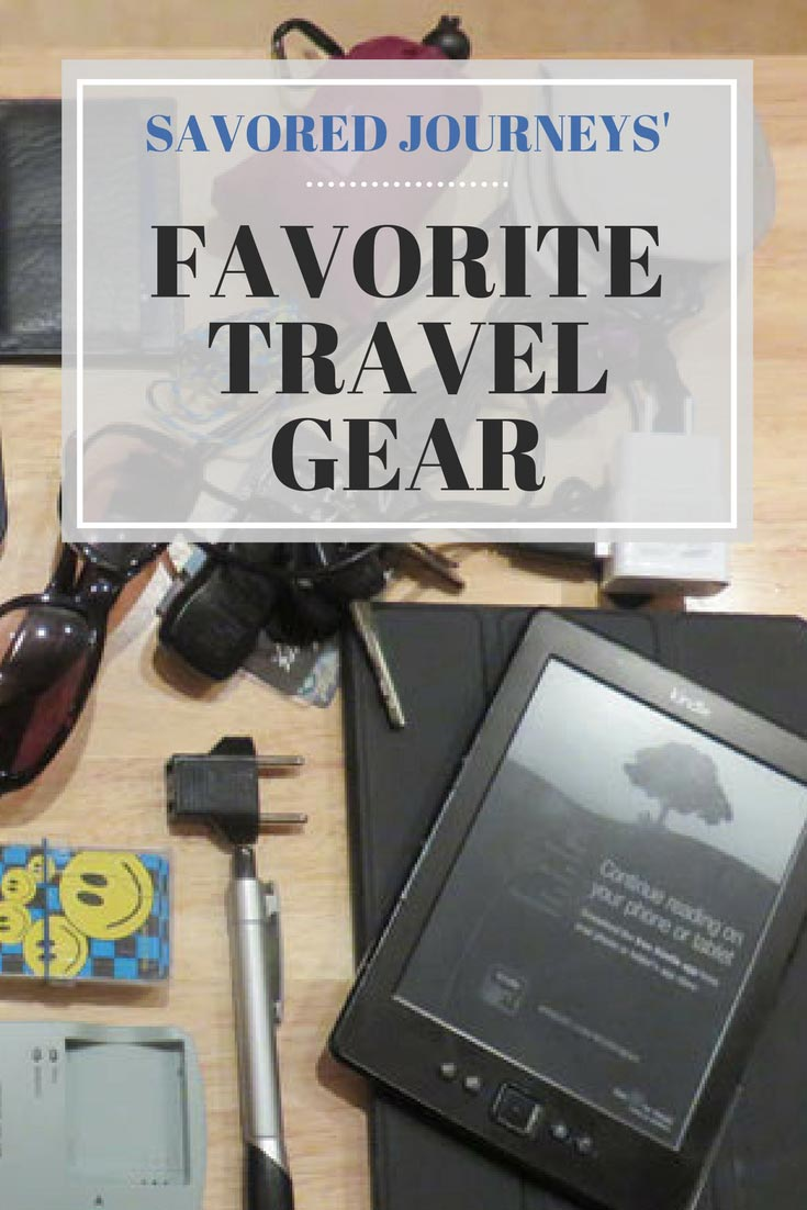 Our Favorite Travel Gear for 2018