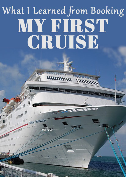 What I learned from booking my first cruise