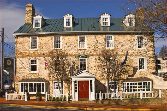 Red Fox Inn in Middleburg, VA