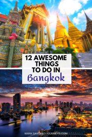 Bangkok Activities