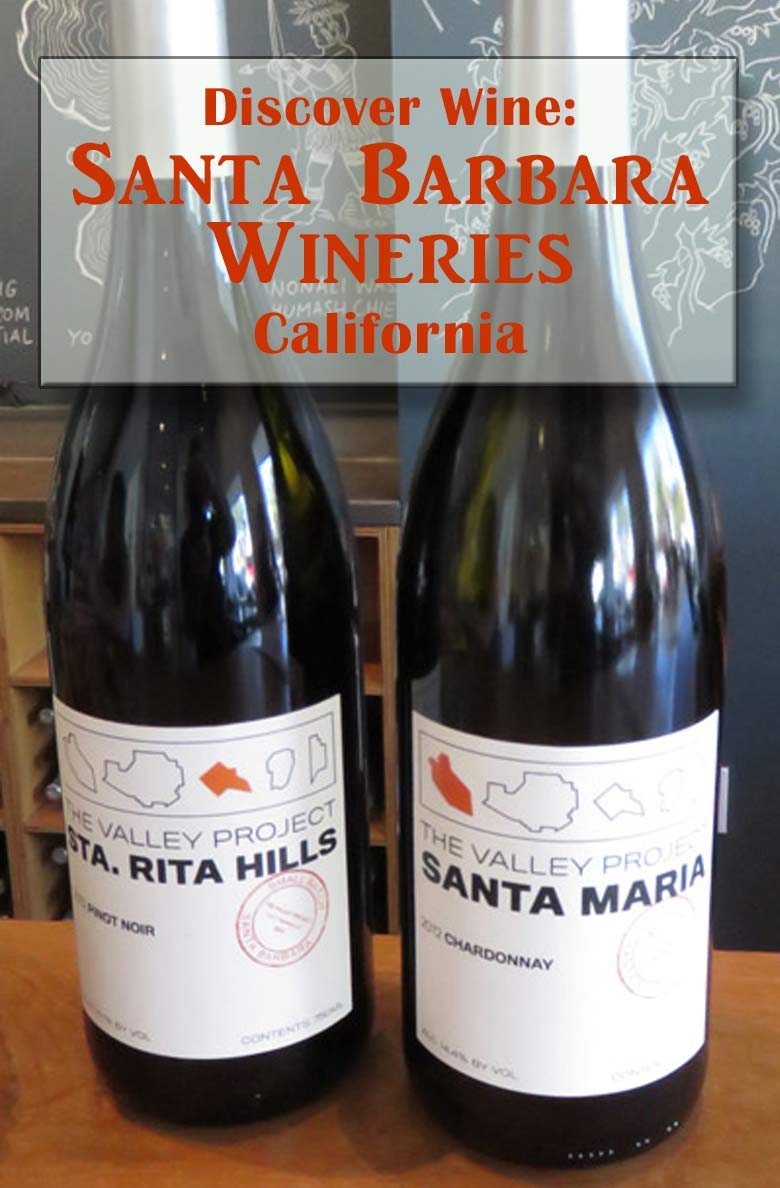 Discover Santa Barbara Wineries in California