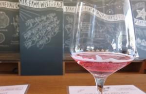 Wine tasting in California's Santa Barbara wine region