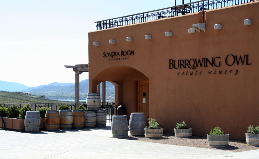 Burrowing Owl Estate Winery & Sonora Room Restaurant