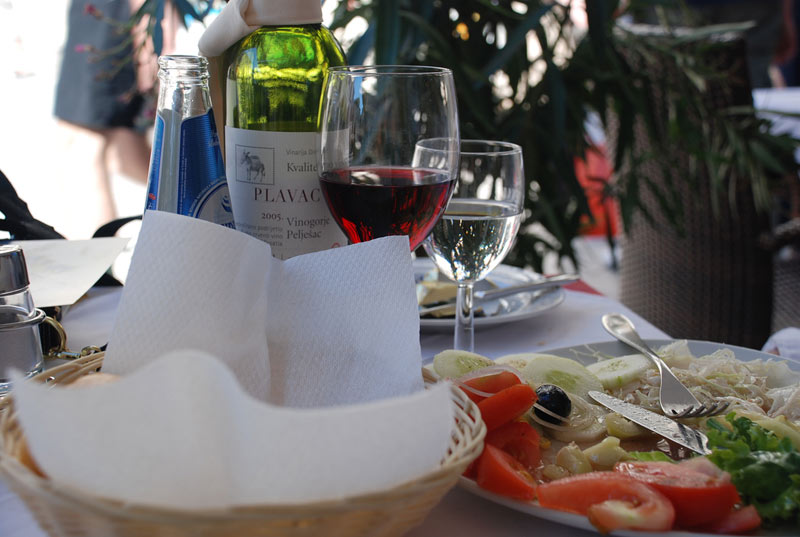 Croatian food & wine