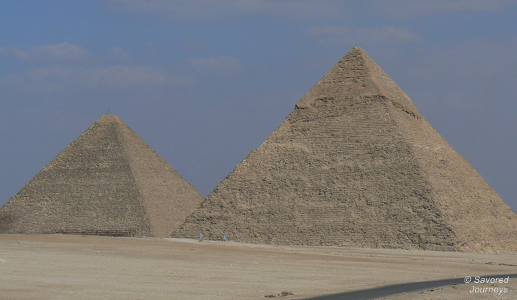 Gisa Pyramids