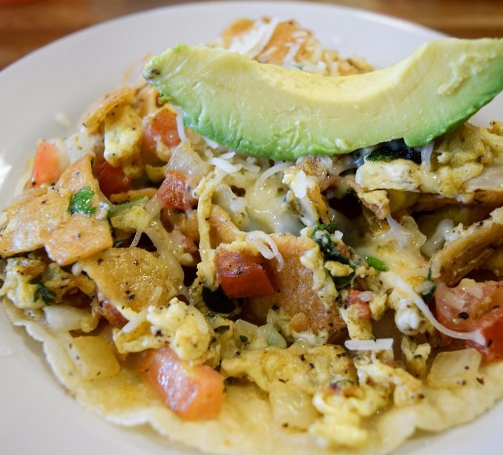 breakfast tacos from Veracruz All Natural