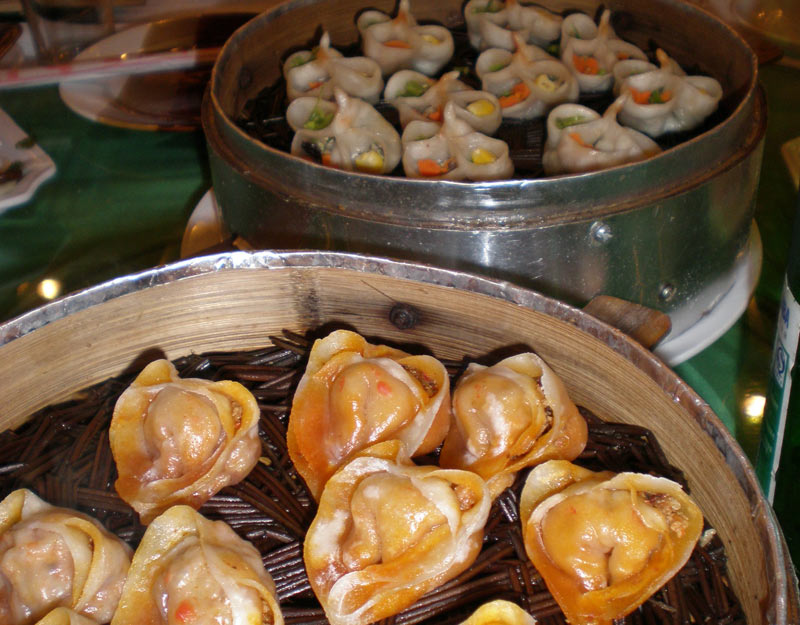 Dim Sum in China