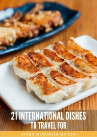 foods to travel for