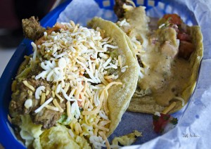 Taco deliciousness from Torchy's