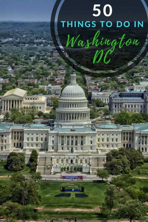 50 Things to Do in Washington DC | Savored Journeys